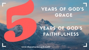 5 Years, 12 Stones: A story of God's grace