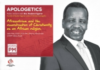 Apologetics - Afrocentrism & the reconstruction of Christianity as an African religion