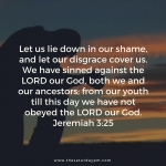 Hear O Kenya! This is what the Lord says.