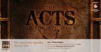 The Book of Acts Overview