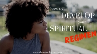 Team #Naturalhair and developing your spiritual regimen