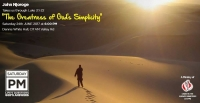 Luke 3:1-22 - Part 1 - The Greatness of God's Simplicity